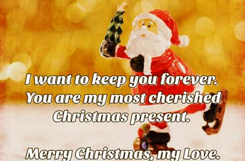 Merry Christmas My Love Images 2020