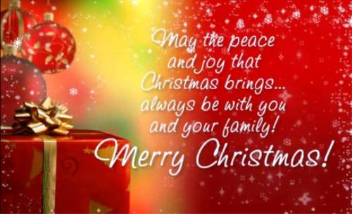 Merry Christmas Quotes Images 2020