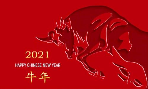 Chinese New Year Wallpapers 2021