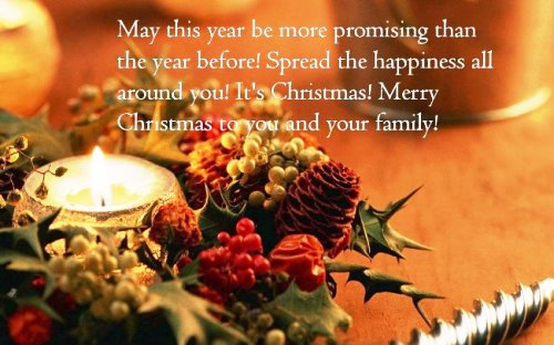 Merry Christmas Quotes For Him 2020