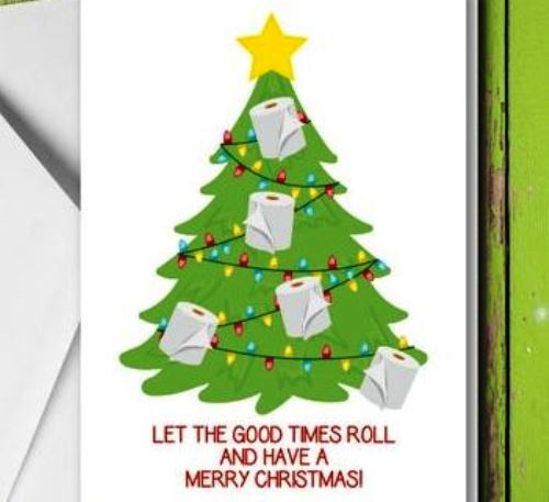 What To Say in a Merry Christmas Card Covid 2020