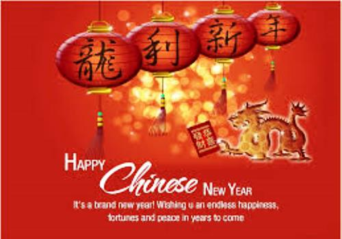 Quotes of Chinese New Year 2021